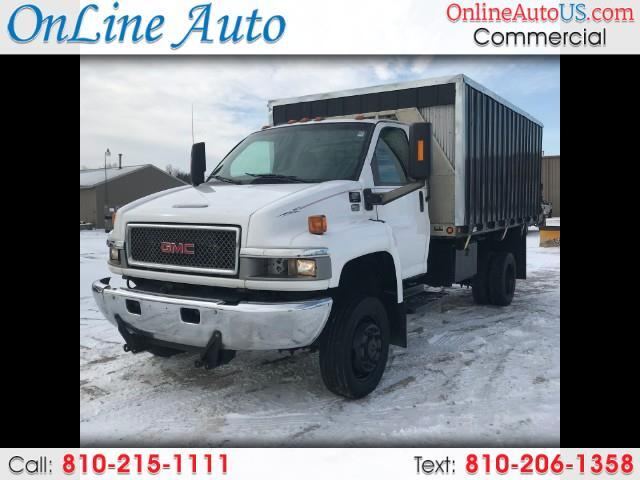 2005 GMC C5C042 C5C042- DUMP TRUCK