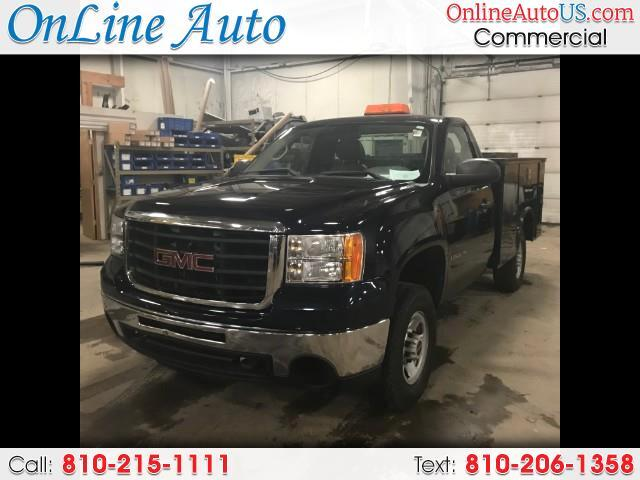 2008 GMC Sierra 2500HD 2500 HEAVY DUTY 4WD UTILITY