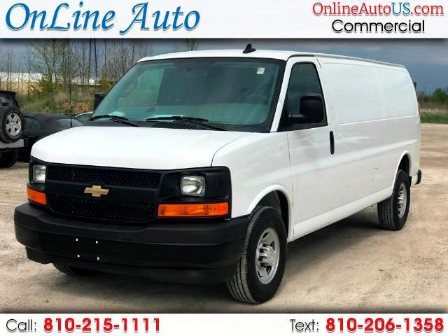 2017 Chevrolet Express Cargo Van CARGO VAN 2500 EXTENDED CARGO