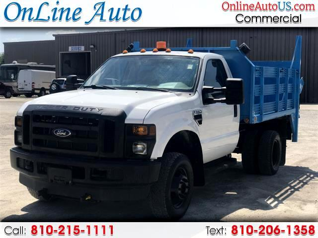 2008 Ford F-350 SD SUPER DUTY FLAT BED