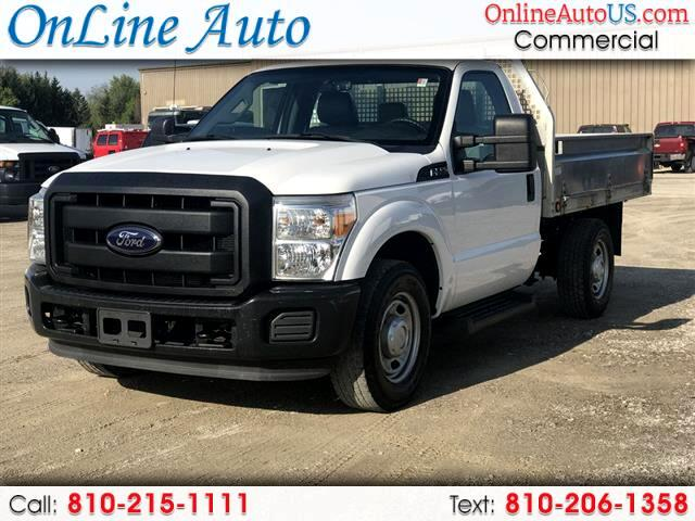 2012 Ford F-250 SD SUPER DUTY/ FLAT BED