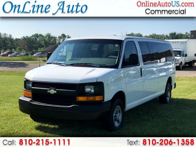2007 Chevrolet Express 2500 EXTENDED  CONVERSION