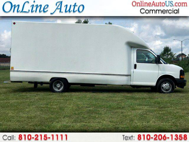 2003 Chevrolet Express 15' BOX CUTAWAY W/ ATTIC