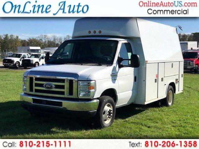 2012 Ford Econoline UTILITY TRUCK