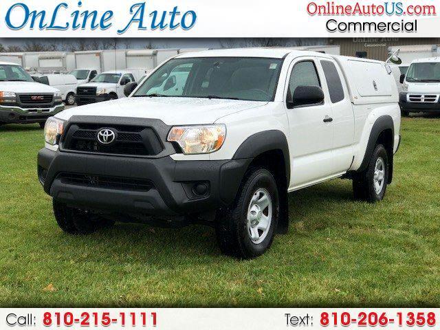 2015 Toyota Tacoma PRERUNNER ACCESS UTILITY  CAB
