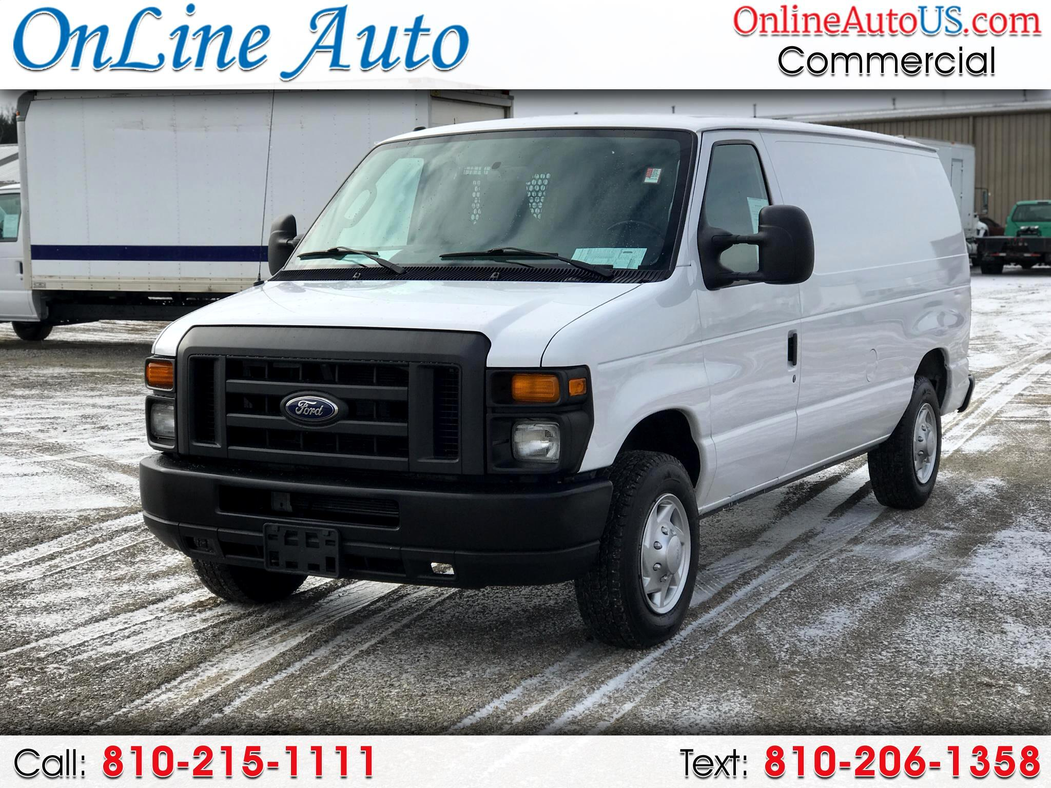 2014 Ford Econoline E-150 REGULAR LENGTH CARGO VAN