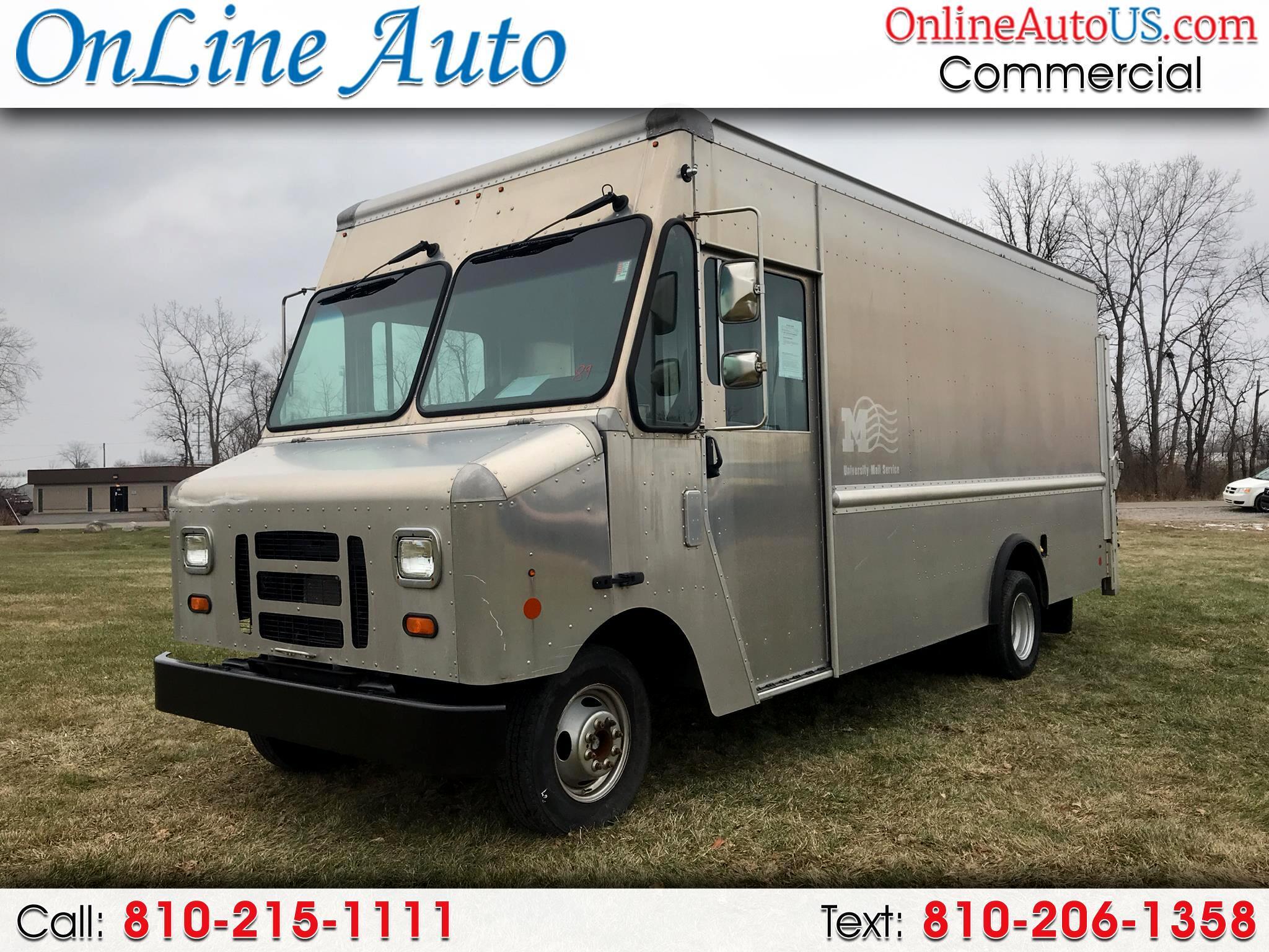 2013 Ford Econoline E-450 14' STEP VAN