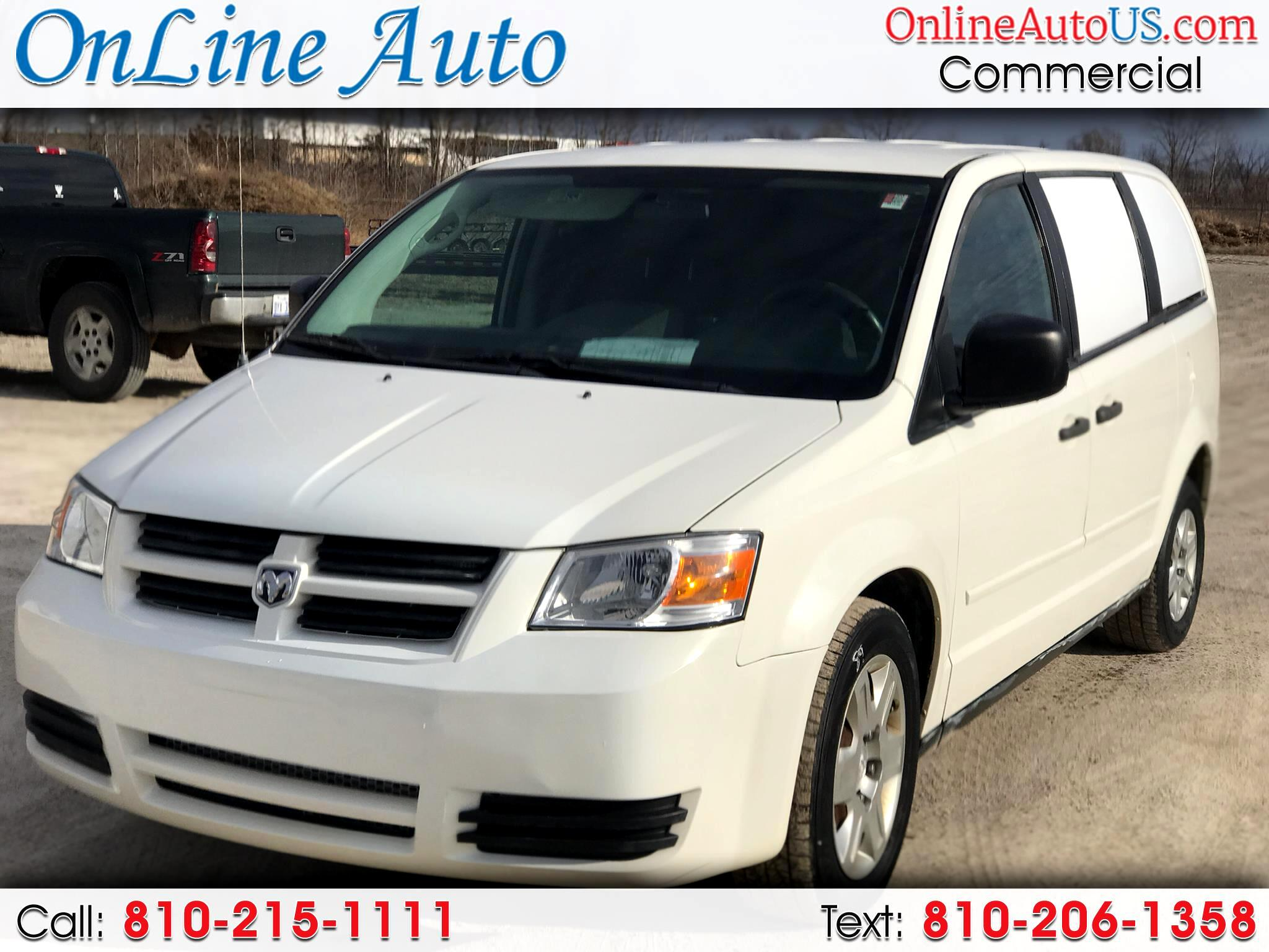 2010 Dodge Grand Caravan CARGO WORK VAN