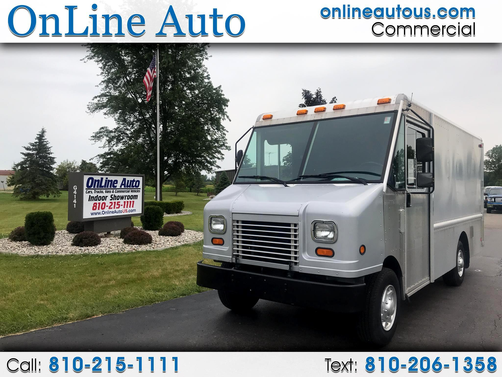 2010 Ford E-350 Super Duty 14' STEP VAN