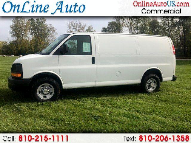 2009 Chevrolet Express Cargo Van 2500 CARGO VAN