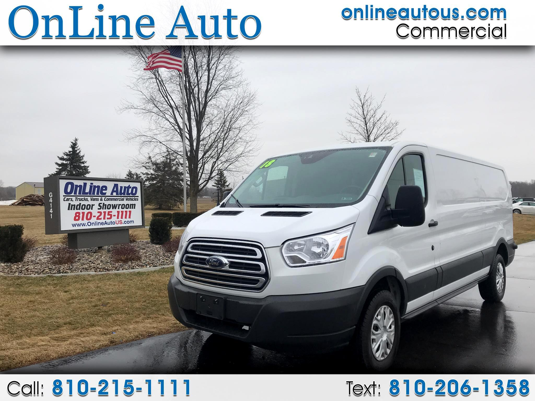 2018 Ford Transit T-250 CARGO VAN REGULAR LENGTH
