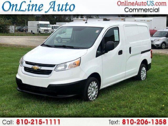 2015 Chevrolet City Express Cargo Van CARGO VAN