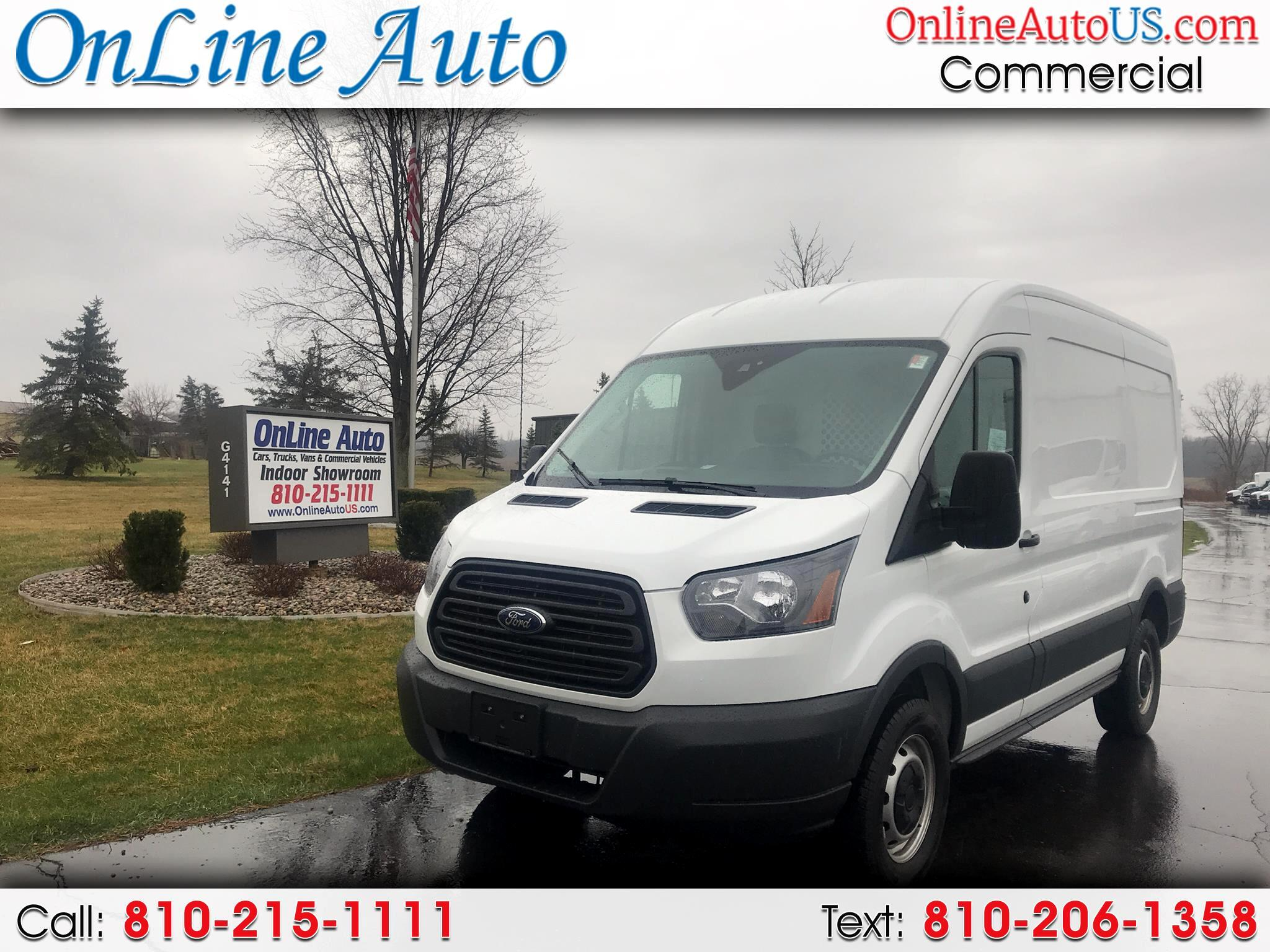 2018 Ford Transit T-250 CARGO VAN MEDIUM ROOF