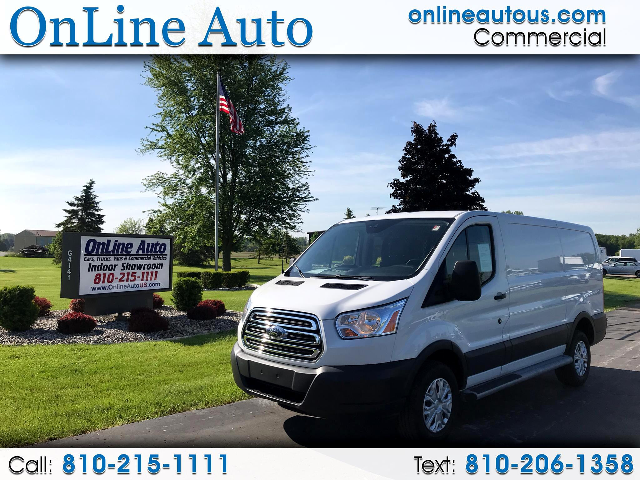 2018 Ford Transit Van T-250 LOW ROOF 130'' WB