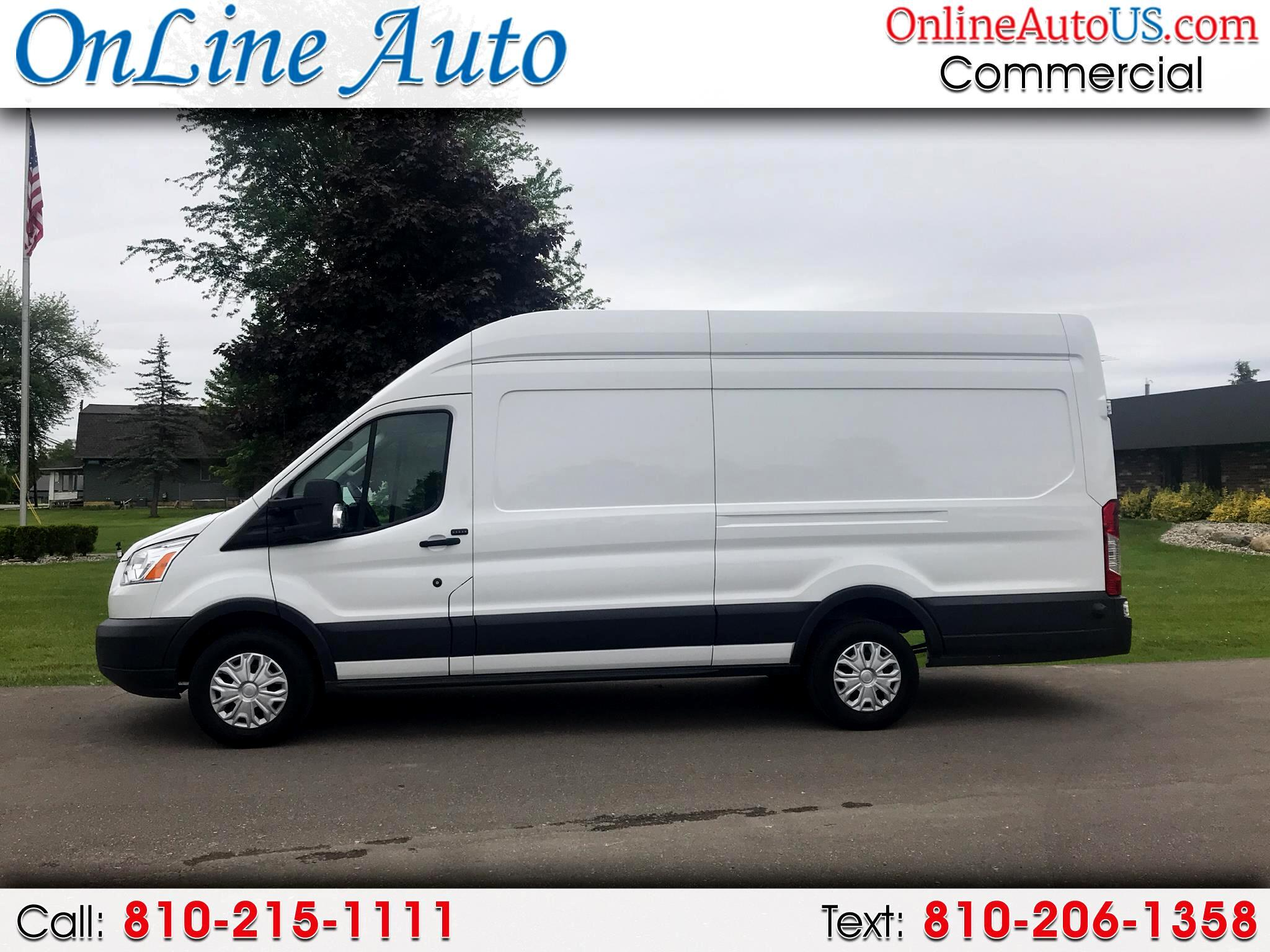 2018 Ford Transit Van T-250 CARGO 148'' WB HIGH ROOF