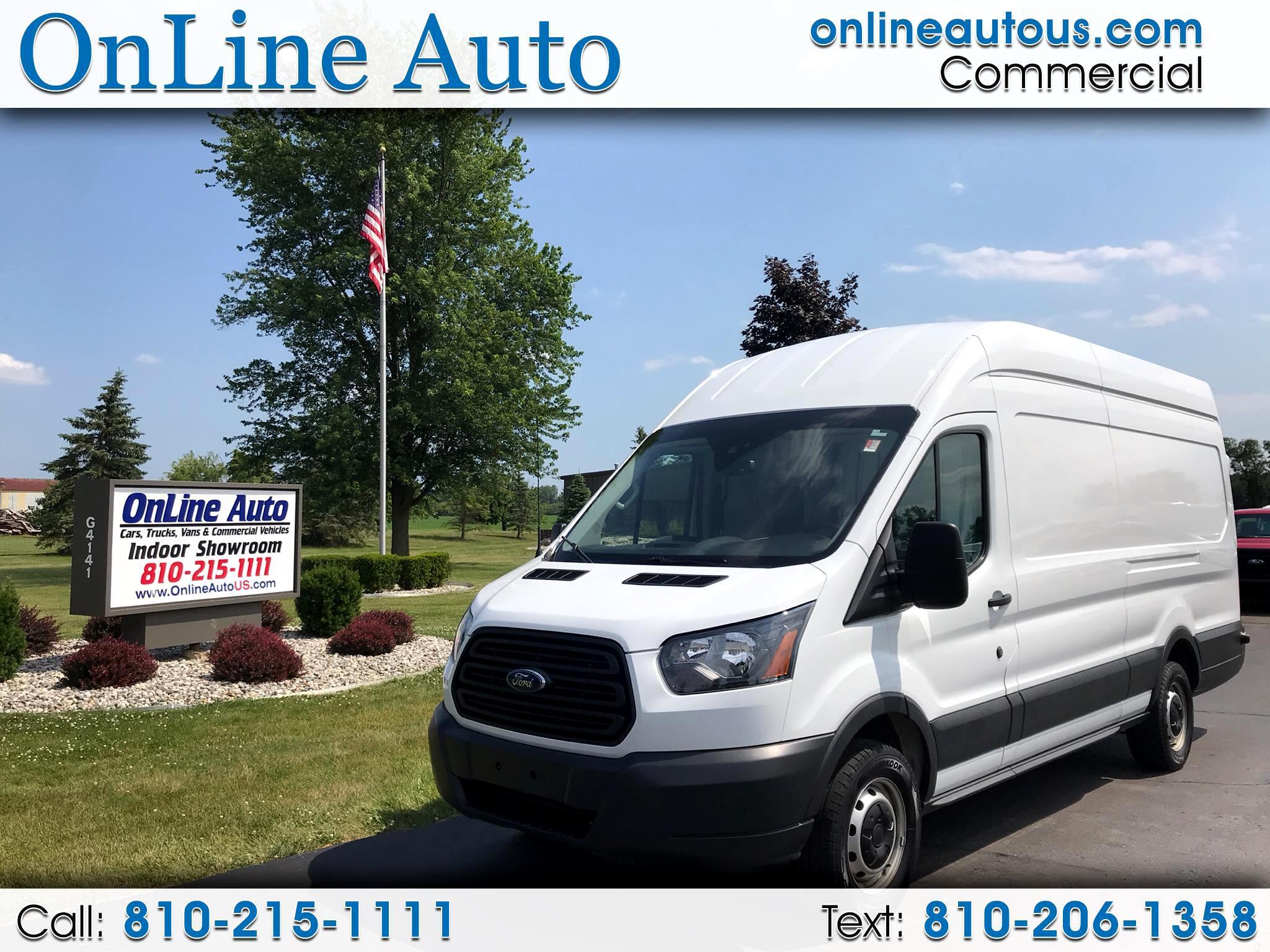 2018 Ford Transit Van T-250 148'' WB HI ROOF