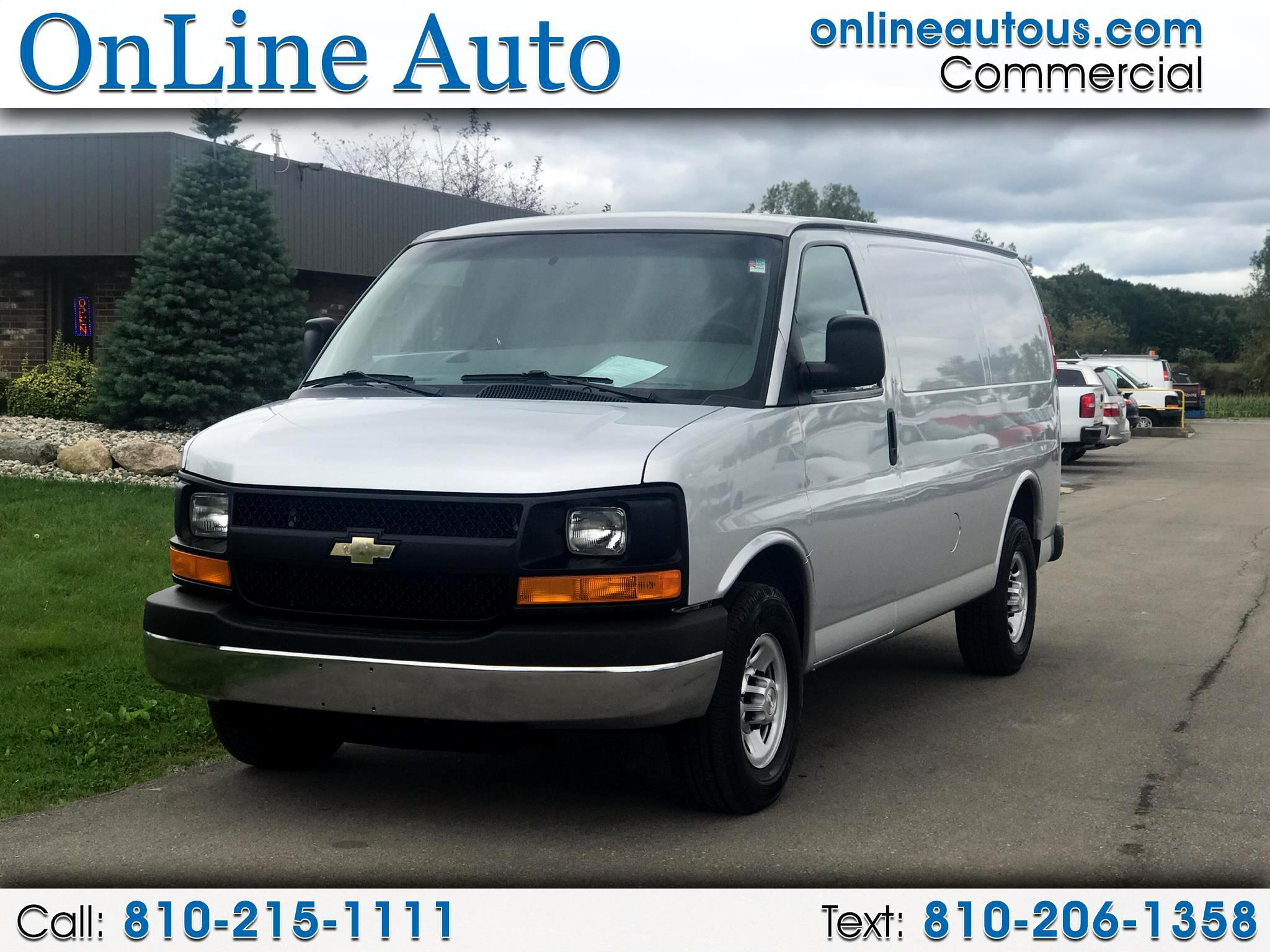 2015 Chevrolet Express Cargo Van EXPRESS 2500