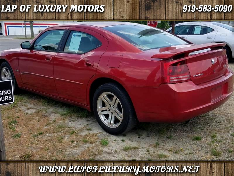 2006 Dodge Charger 4dr Sdn R/T AWD