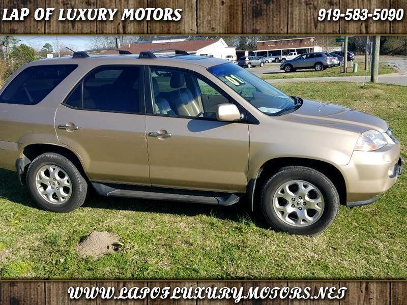 Acura MDX Touring w/ Nav System 2001