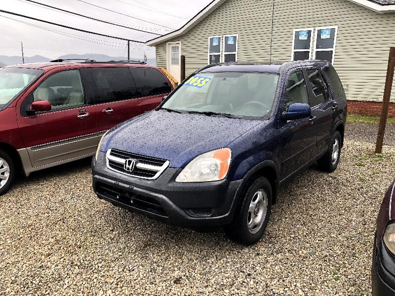 2004 Honda CR-V EX 2WD AT
