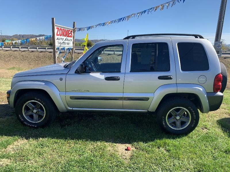 2004 Jeep Liberty Rocky Mountain Edition 4WD