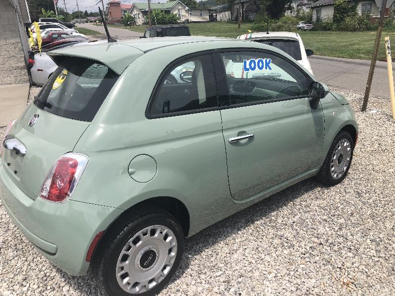 Fiat 500 Pop Hatchback 2014