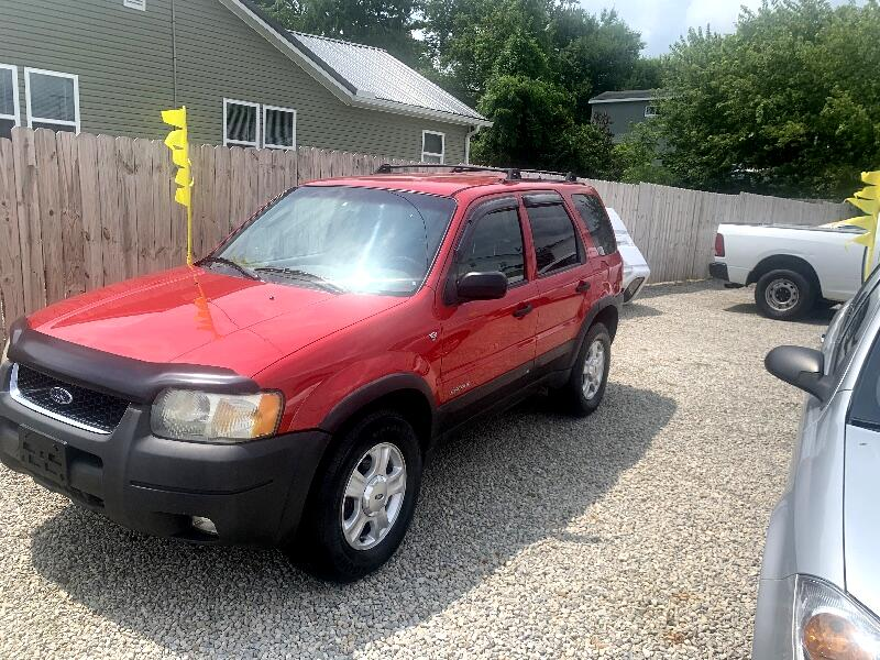 Ford Escape XLT Choice 4WD 2002