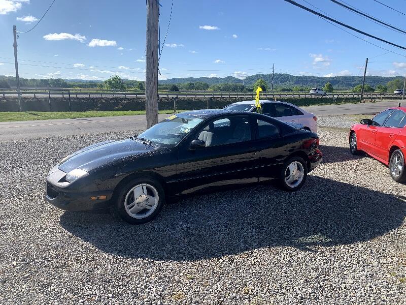 Pontiac Sunfire GT coupe 1997