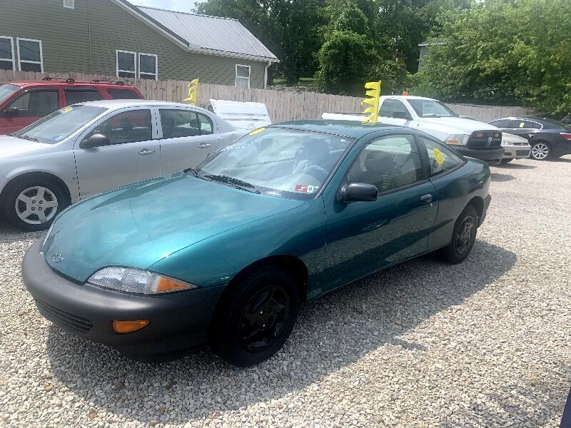 Chevrolet Cavalier Coupe 1997