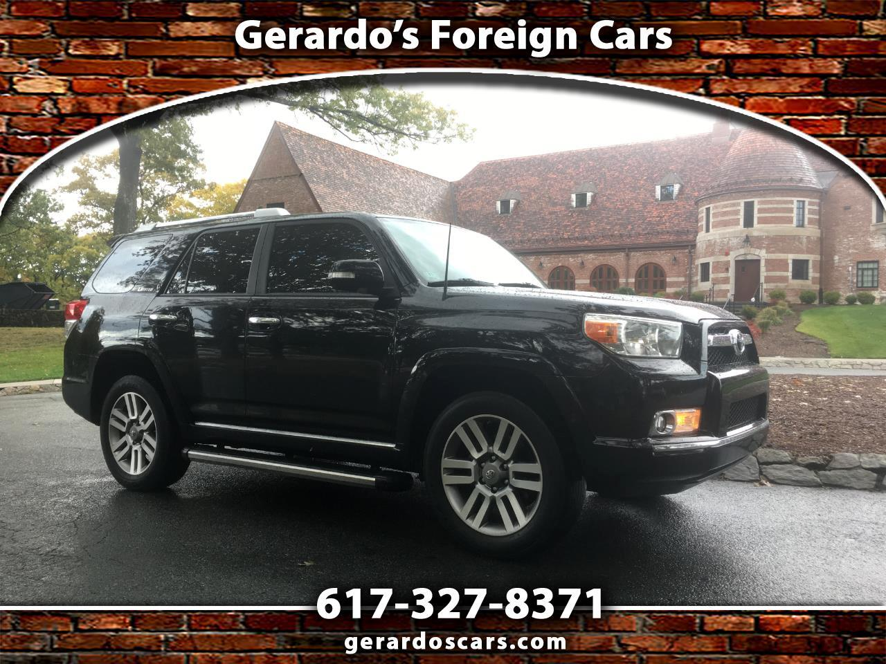 2012 Toyota 4Runner Limited V6 4WD