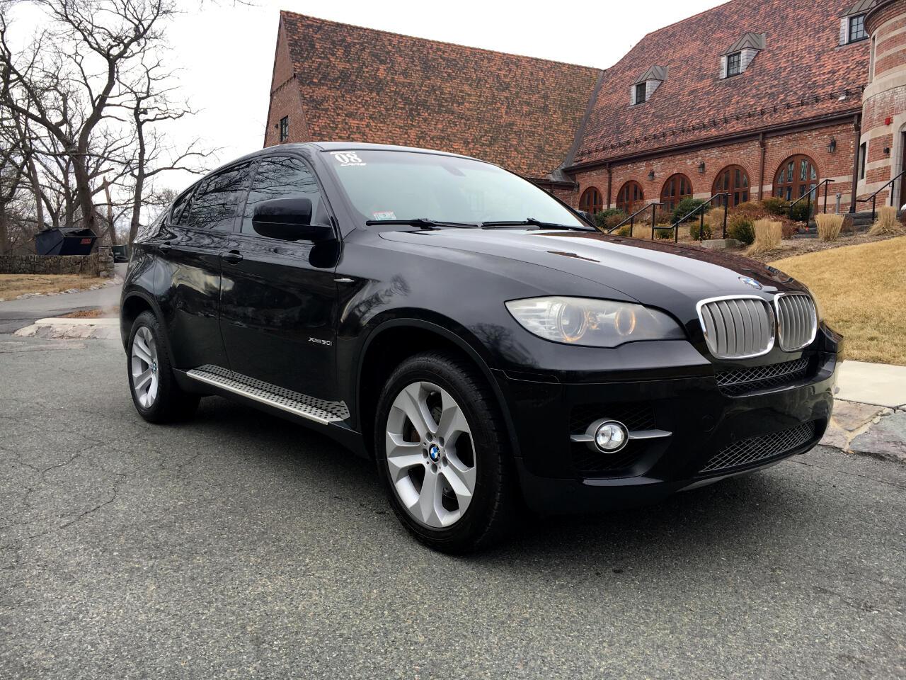 2008 BMW X6 xDrive50i