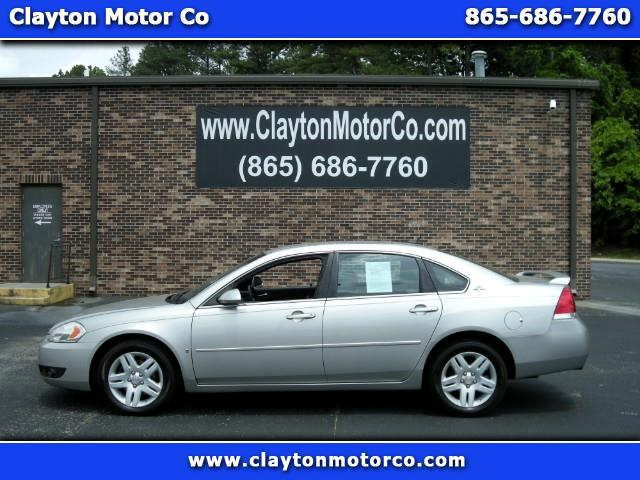used 2006 chevrolet impala 3lt for sale in knoxville tn 37912 clayton motor co. Black Bedroom Furniture Sets. Home Design Ideas