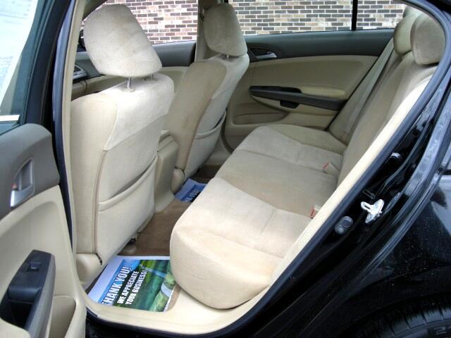 2009 Honda Accord 4dr Sedan LX Auto