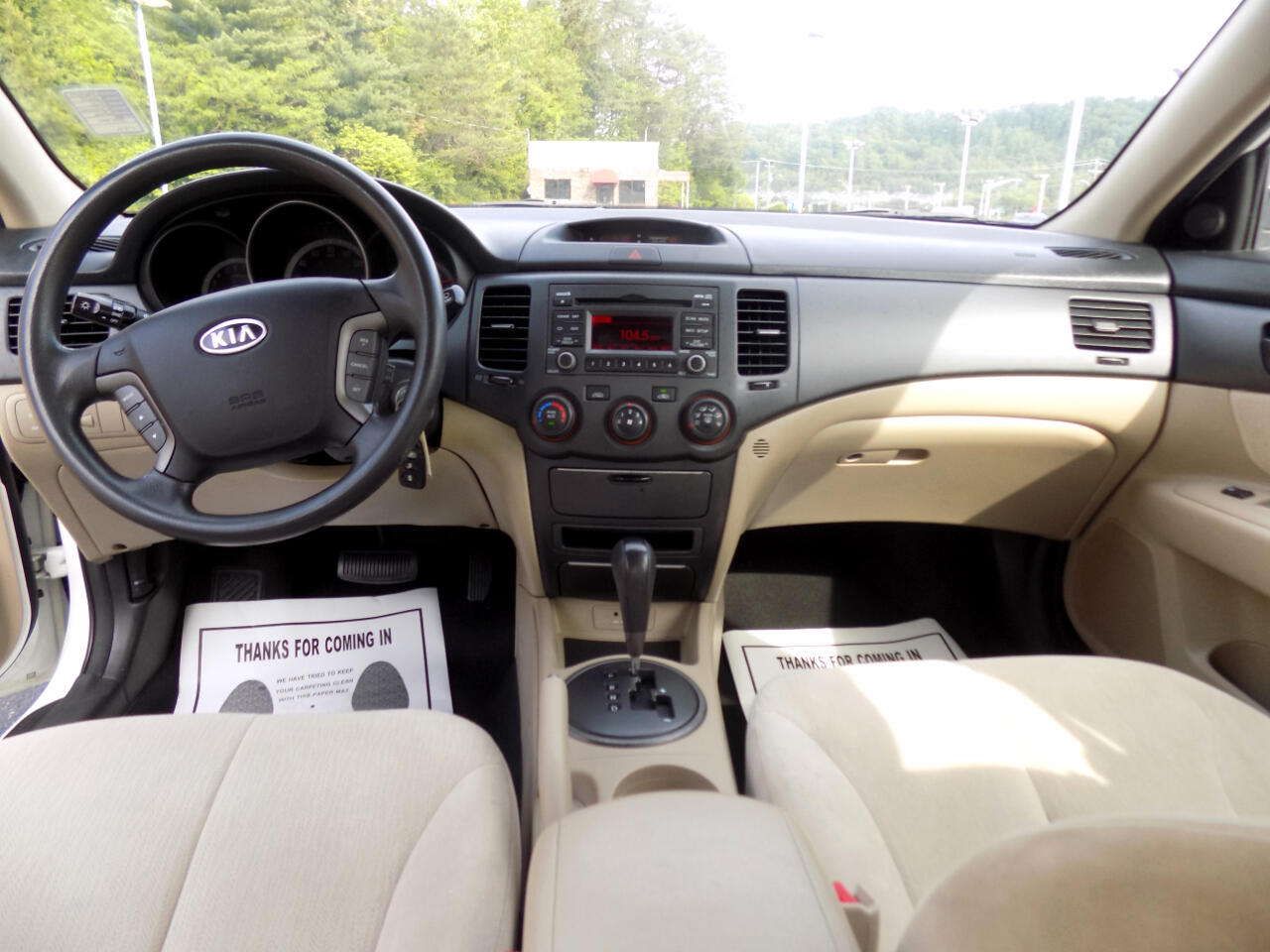 2009 Kia Optima EX