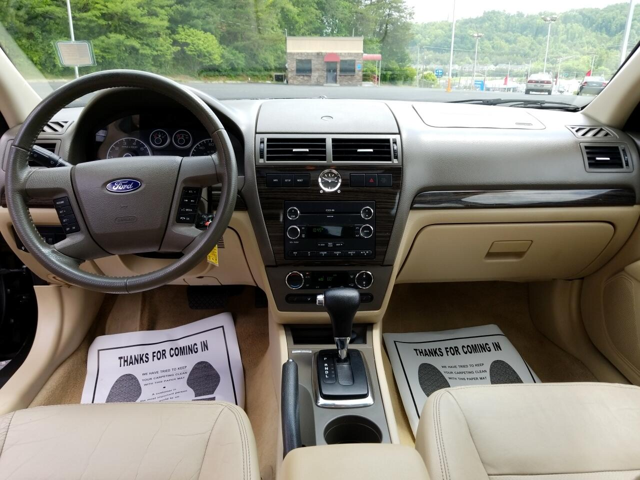 2008 Ford Fusion 4dr Sdn I4 SEL