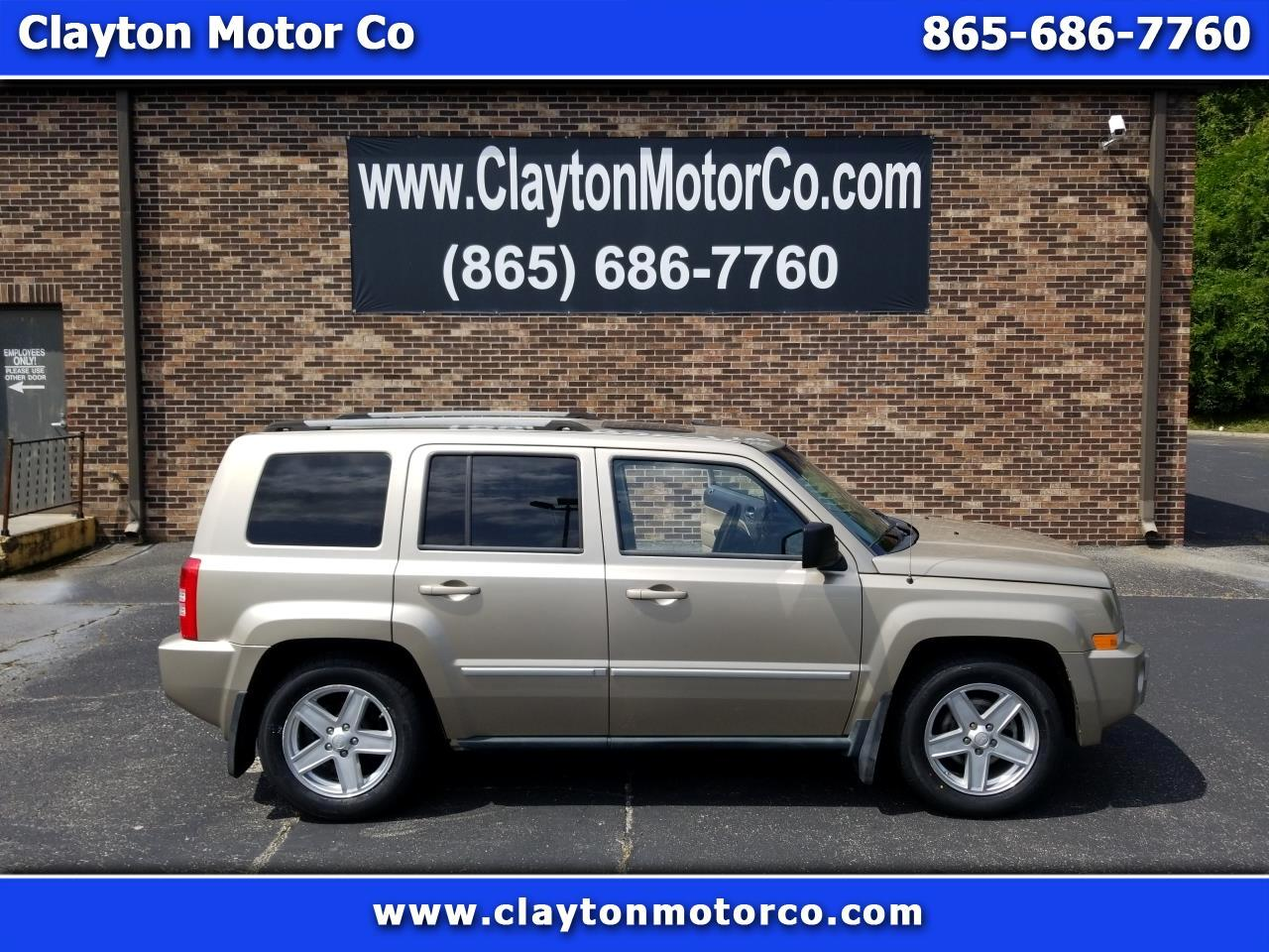 2010 Jeep Patriot 2WD 4dr Limited