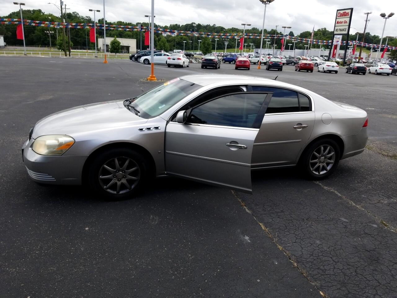 2007 Buick Lucerne 4dr Sdn CXL