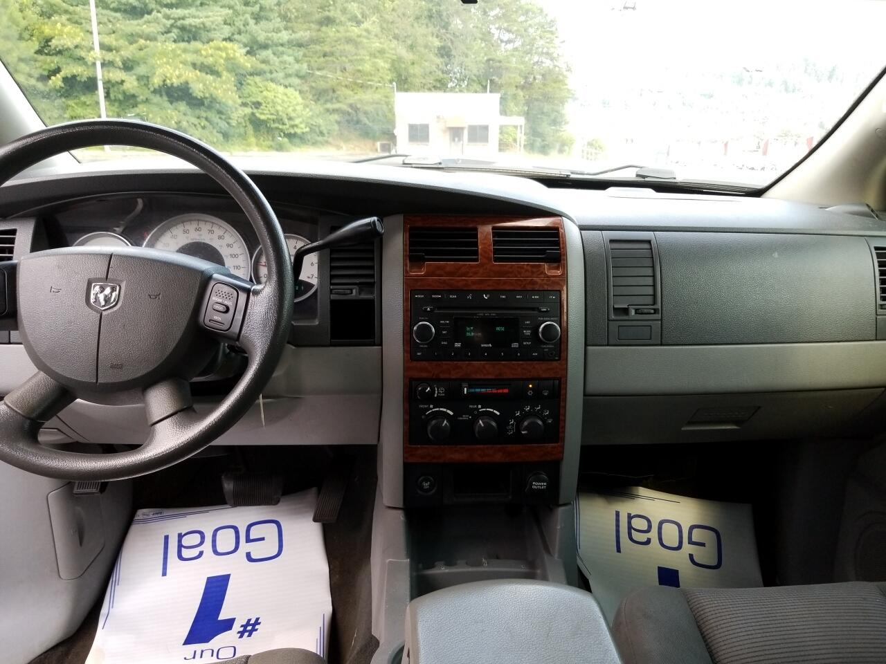 2008 Dodge Durango 4dr 4WD SLT
