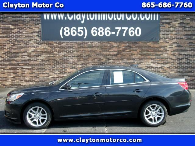 buy here pay here 2015 chevrolet malibu 1lt for sale in knoxville tn 37912 clayton motor co. Black Bedroom Furniture Sets. Home Design Ideas