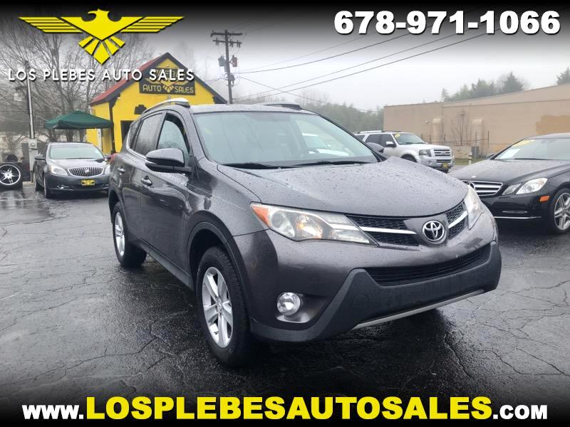 2014 Toyota RAV4 2WD 4dr 4-cyl Limited (Natl)