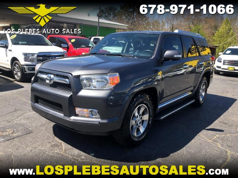 2011 Toyota 4Runner 4dr Limited V6 Auto (Natl)