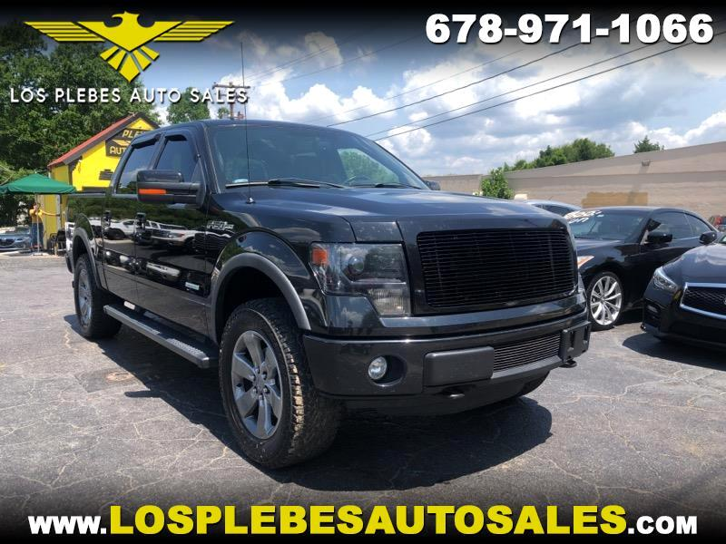2013 Ford F-150 FX4 SuperCab Short Box