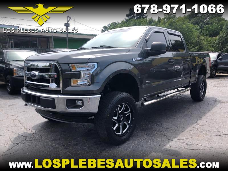 2016 Ford F-150 EcoBoost