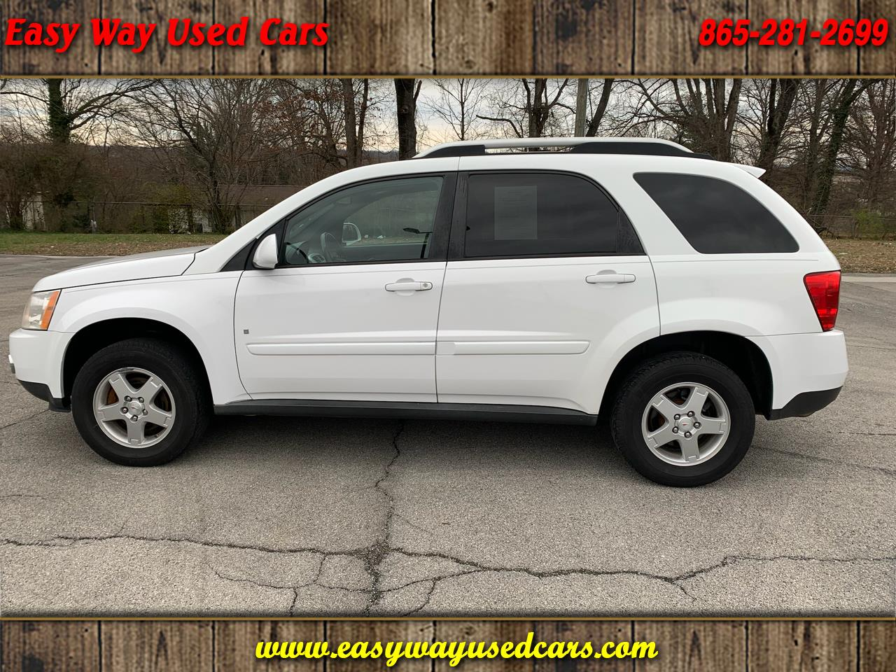 Pontiac Torrent FWD 2008