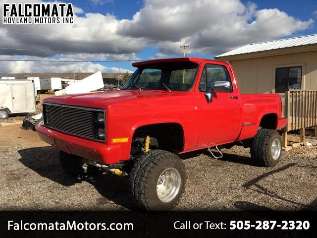 GMC C/K 1500 Regular Cab 4WD 1981