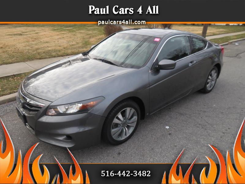 2011 Honda Accord EX-L Coupe AT