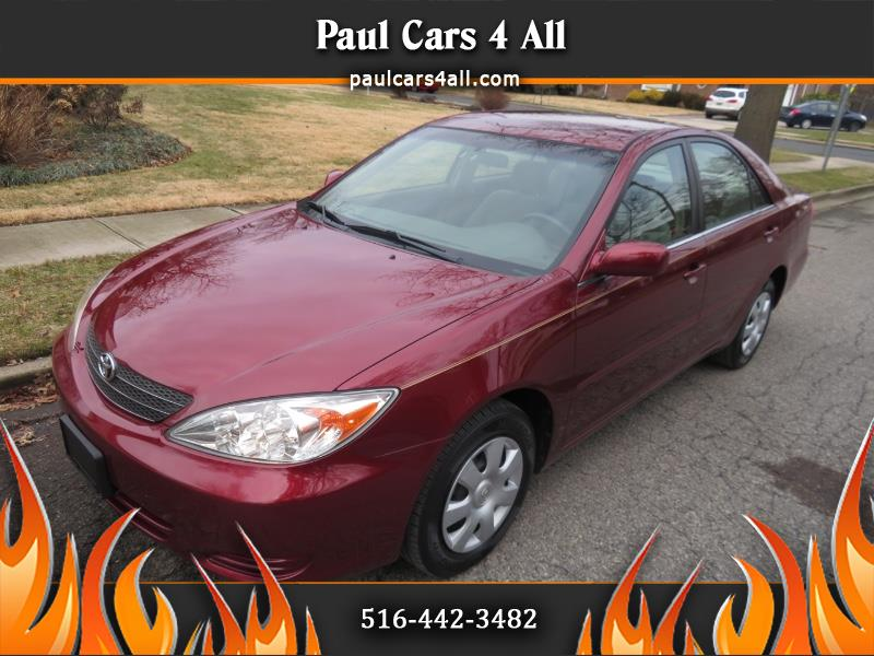2004 Toyota Camry 2014.5 4dr Sdn I4 Auto LE (Natl)