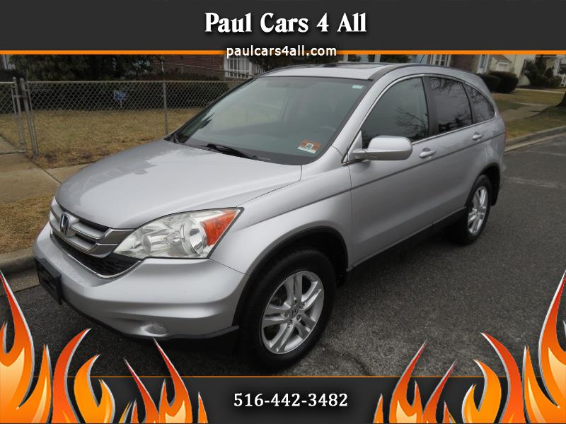 2011 Honda CR-V EX-L 4WD 5-Speed AT