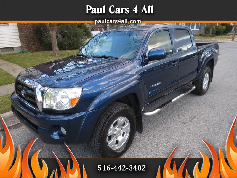 2007 Toyota Tacoma 4WD Double 128 V6 AT (Natl)