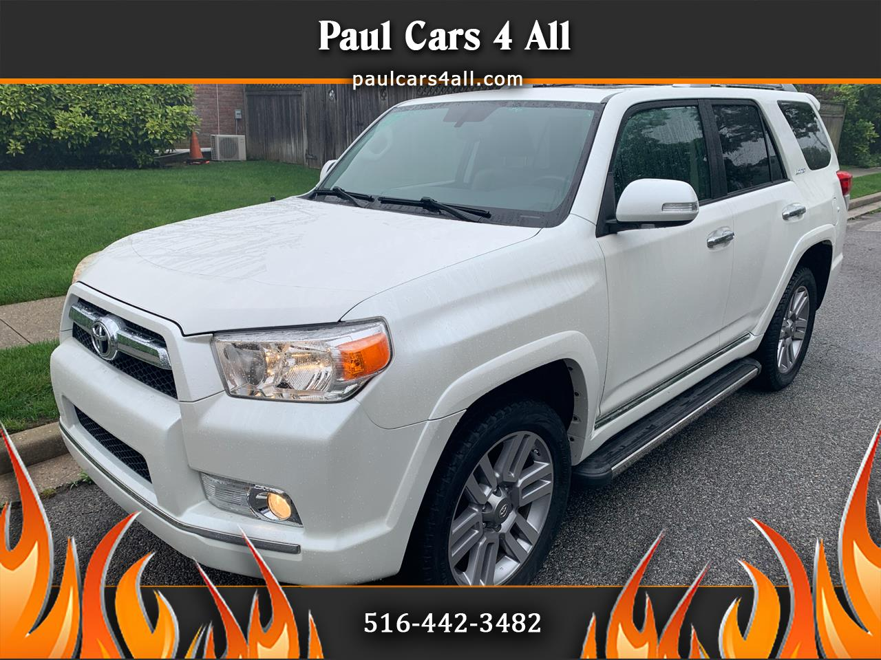2011 Toyota 4Runner 4WD 4dr V6 Limited (Natl)